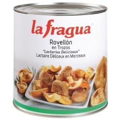 Chipirones 6-8 en Aceite de Oliva Lata OL-120