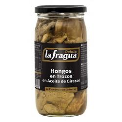 Mejillones 13-18 en Escabeche Lata OL-120
